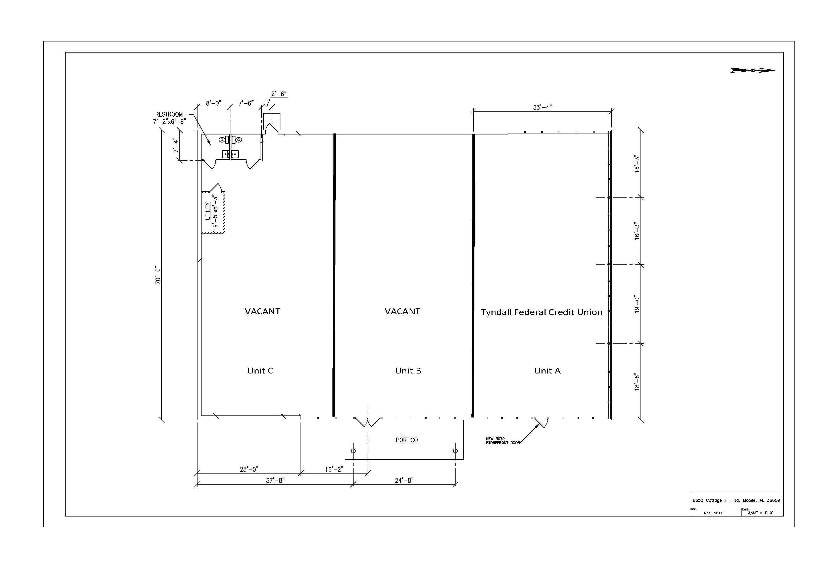 Floor Plan Verizon Space Split 2